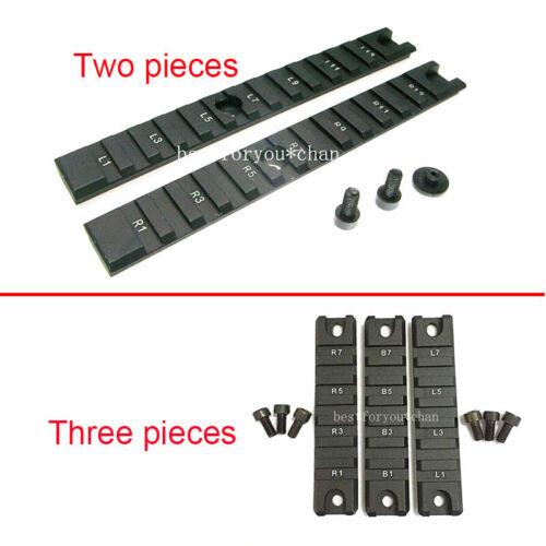 Standard 20mm Weaver Base Picatinny RIS 20mm Short Rail for G36C G36