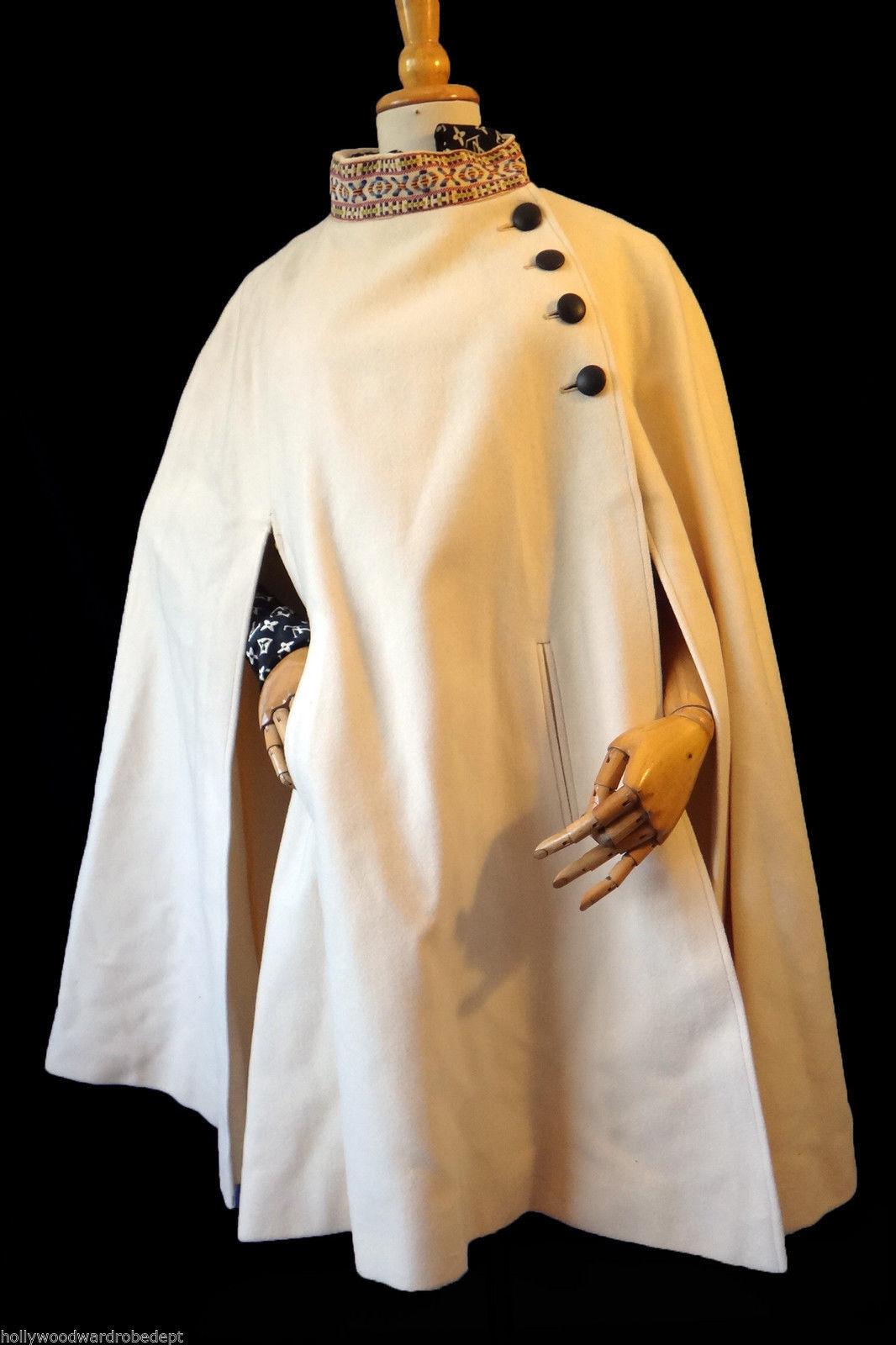 Lana del Cabo Crema Marfil Vintage  hecho a mano ooak Hand Knit Recorte Bolero Victoriano Steampunk  encuentra tu favorito aquí