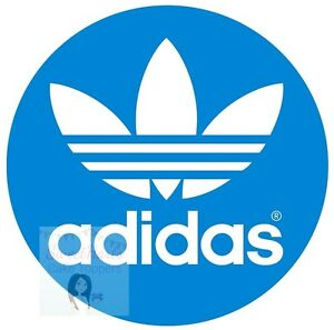 Image is loading ADIDAS-ORIGINALS-LOGO-CAKE-TOPPERS-CAKE-DECORATION-ICING-