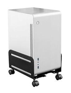Allcam-CPU-CUSTODIA-MOBILE-PC-COMPUTER-STAND-DA-PAVIMENTO-TROLLEY-CON-4