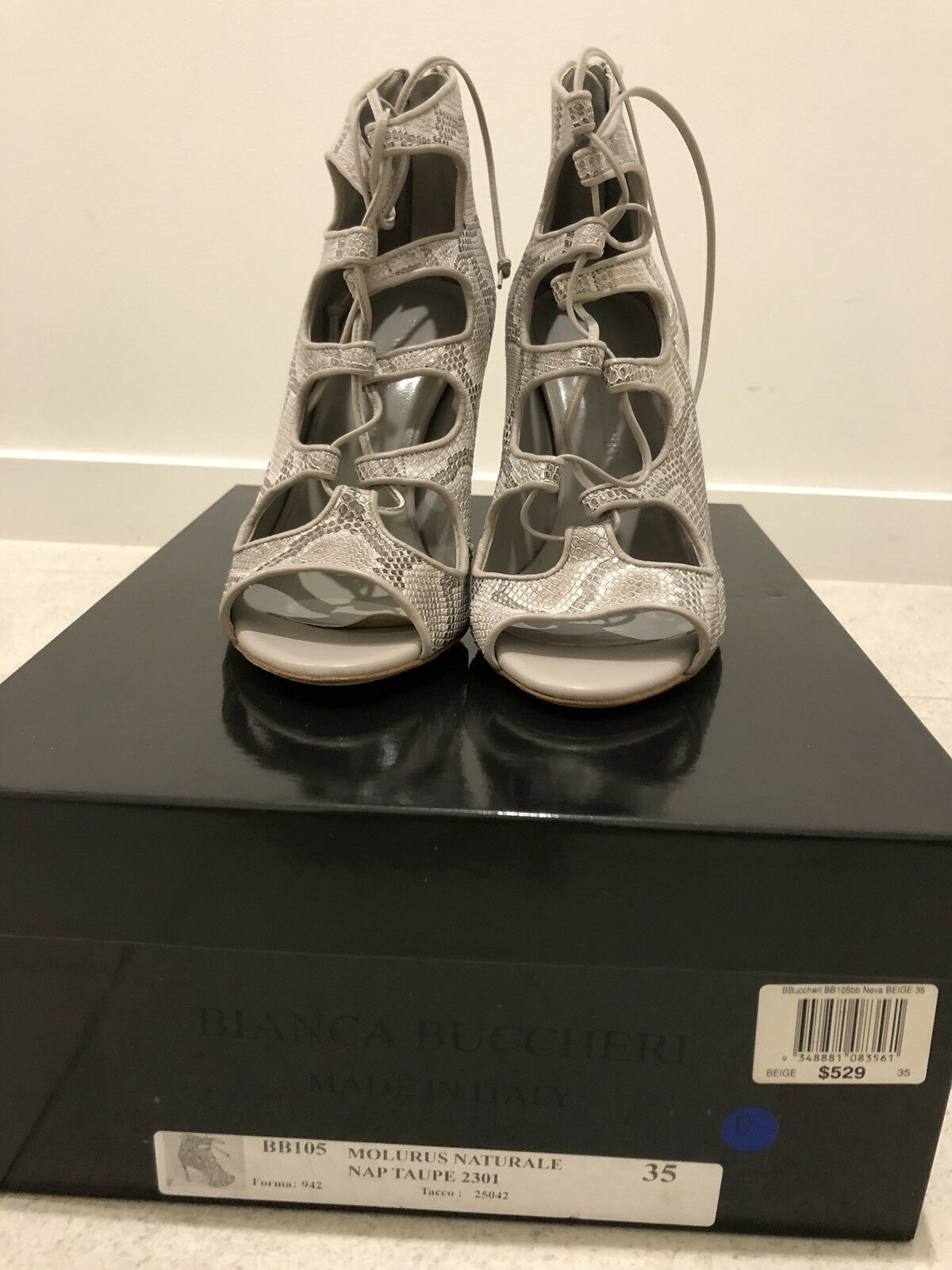 Brandnew Dolci Firme Boots  Bianca Buccheri Ankle Boots Firme  $529 0ef06e