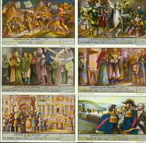 LIEBIG : S_1525 : Histoire de nos provinces Liège (l')