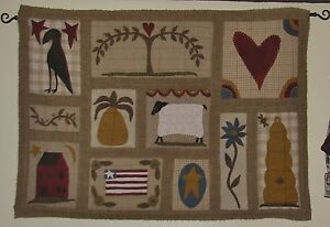 Image Is Loading Wool Lique Quilt Kit Favorite Things 034 Summer