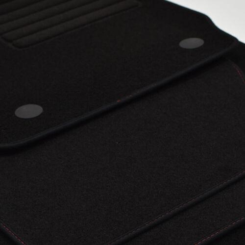 Velours Fußmatten Edition passend für Ford Fiesta VI ab Bj.04//2011-2017 Vbr