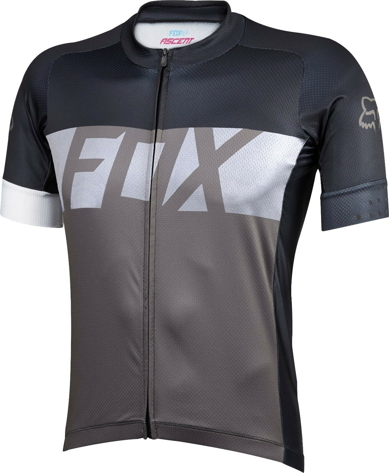 Fox Racing Ascent s s Jersey Charcoal