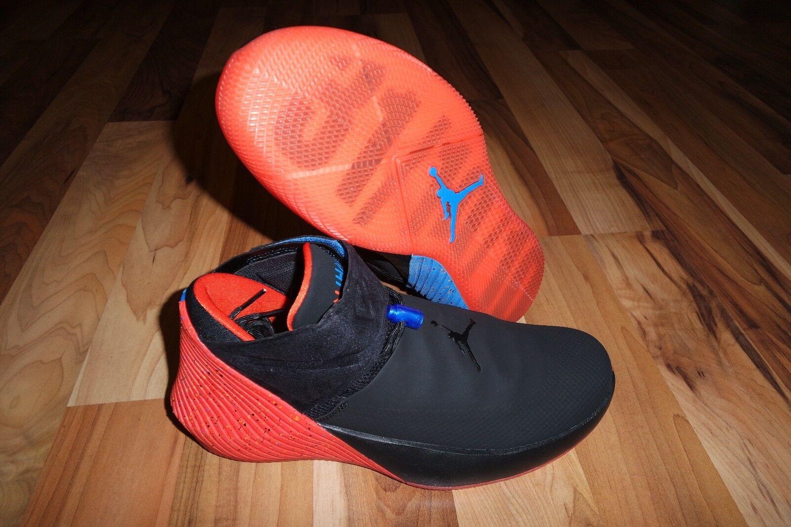 NIKE JORDAN WhyNot Zer0.1 RW Triple Double Basketball shoes AA2510 007 US 11.5