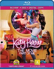 Katy Perry The Movie: Part Of Me [Blu-ray] NEW SEALED