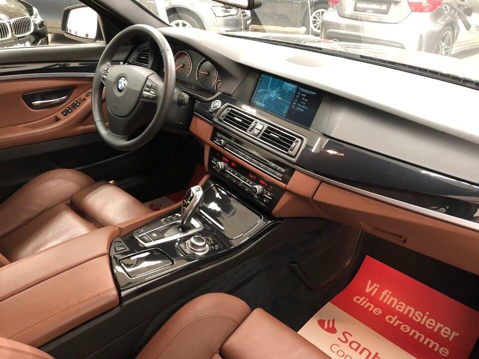 BMW 520d 2,0 Touring aut. Diesel aut. modelår 2013 km 171000