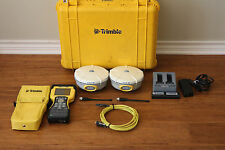 Trimble Dual R8 L1 L2 L2C GPS RTK Base Rover Survey Setup 450-470MHz w/ TSC2