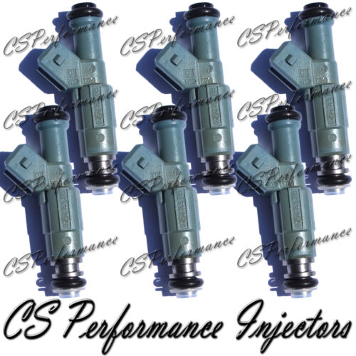0280155715 Rebuilt by Master ASE Mechanic USA OEM Bosch Fuel Injectors Set 6