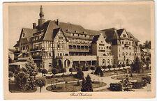 View from Bad Kudowa/Kudowa-Zdroj, Germany/Poland, 1920s (1)