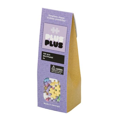 Pastel 100 Plus-Plus Mini Konstruktionsbausteine Bausteine