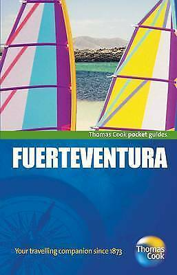 Fuerteventura (Pocket Guides)-ExLibrary