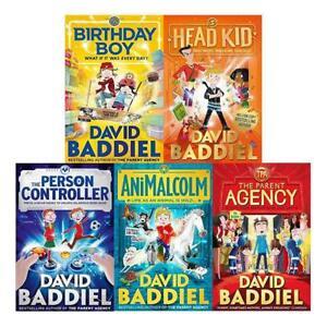David-Baddiel-5-Books-Children-Collection-Paperback-Set-Birthday-Boy-AniMalcolm