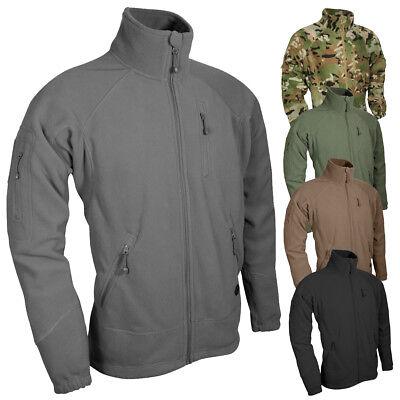 Viper Tactical Special Ops Fleece Military Jacket Camo