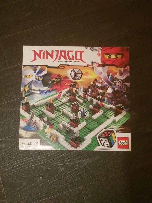 LEGO Games NinjaGo board board board game (3856) BNIB (RETIROT) 85e0e3
