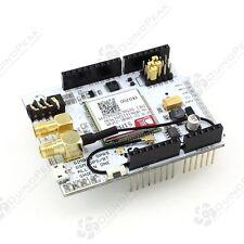 Duinopeak SIM808 GPRS/GSM+GPS+Bluetooth all in one Shield for Arduino