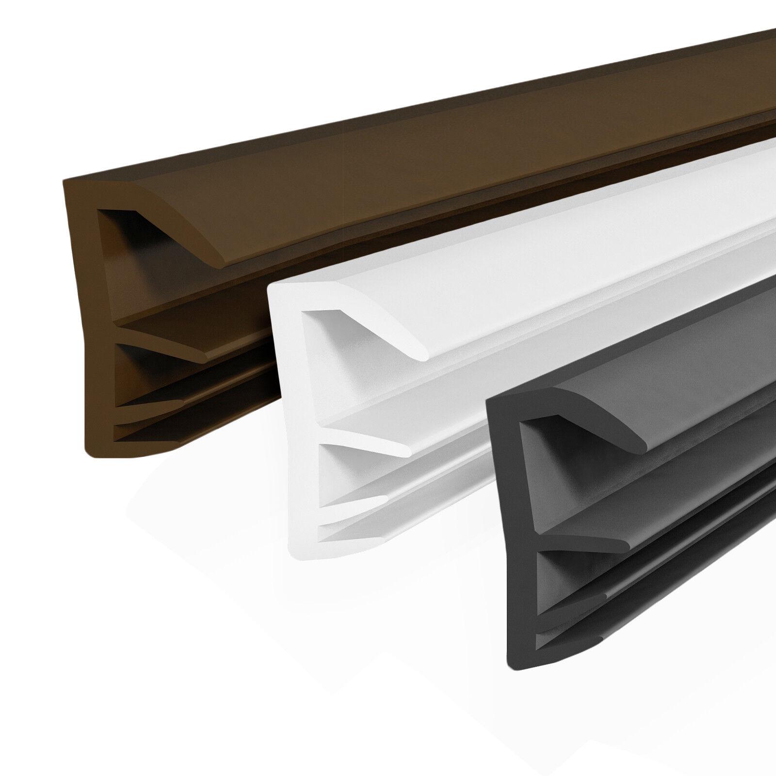 Dichtung Fenster Gummi 5 – 50 METER Abdichtung Türen recyclingfähig Flügelfalz