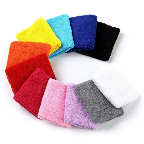 Towel Material Bracers Sport Sweat Absorbing Breathable Comfortable Wristband ZH