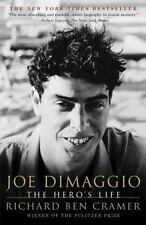 Joe DiMaggio : The Hero's Life - Good - Cramer, Richard Ben - Paperback