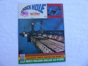 Walt-Disney-Studio-The-Black-Hole-Magazine-Poster-Fold-Out-MAKE-OFFER
