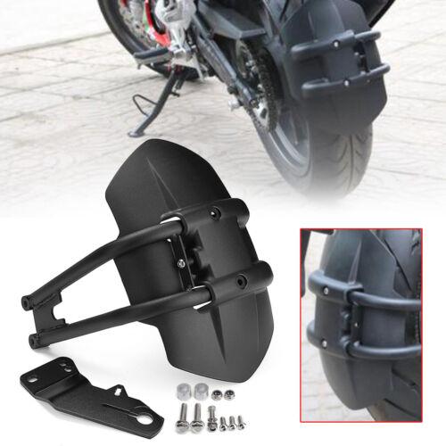 Bracket Motorcycle Universal Rear Tire Wheel Cover Fender Mudguard Splash Guard