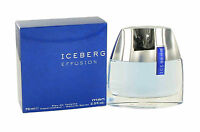 Iceberg Effusion For Men-edt-spray-2.5 Oz-75 Ml-authentic-made In Germany