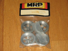 MRP M.R.P 35-4076 Chrome Rear Wheel Rim Vintage Rare Pro 110 Pro110  RC10 RC-10