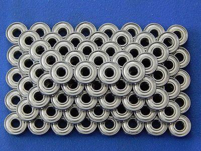 3 Stück 694 ZZ 2Z 4x11x4 mm Kugellager Miniatur Rillenkugellager