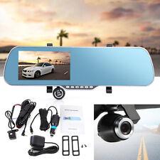 "5"" Wifi Auto DVR GPS Navigatori + Vista Posteriore FM G-sensor 8GB Android 1080P"