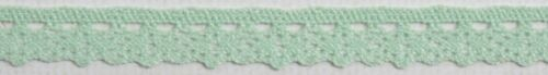 Essential Trimmings Polycotton Lace Trimming GCL001-M