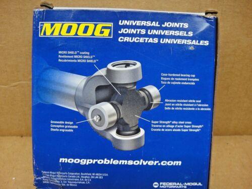 299 UNIVERSAL JOINT SUPER STRENGTH FEDERAL MOGUL MOTORPARTS MOOG U-JOINTS