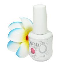 Nail Harmony Gelish UV Gel 1558 Make You Blink Pink 0.5oz
