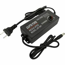 Yunbo Ac 100 240v To Dc 3 24v 2a 48w Universal Adjustable Power Supply Adapter