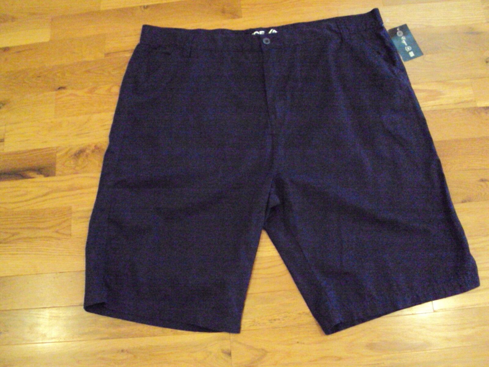 NWT Enyce Sean Combs Navy bluee Shorts Mens 50