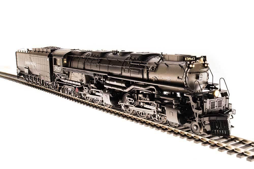 Piste h0-Locomotive  a Vapeur 4-6-6-4 Challenger Union Pacific avec Sound + Fumée - 4979 NEUF  le style classique