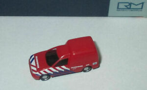 Rietze-16980-Volkswagen-Caddy-Brandweer-Nl-1-160-New-Original-Package
