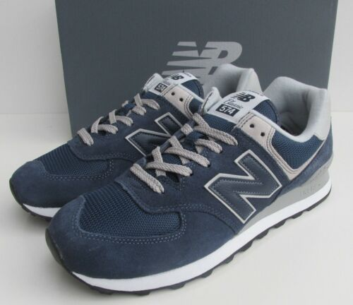 marino New azul V2 574 Zapatillas para Classic mujer Evergreen Core deportivas Balance qZEHHt