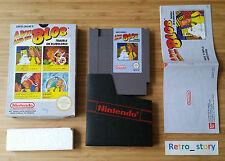 Nintendo NES A Boy And His Blob PAL