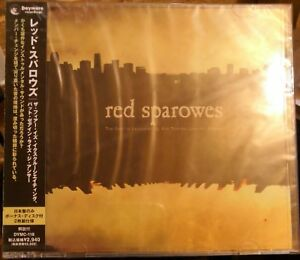 Red-Sparowes-The-Fear-Is-Excruciating-But-NEW-Authentic-Japanese-CD