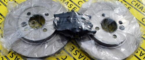 R50//R53 Disques De Frein Avant Et Plaquettes Mini One 3//03-06 Cabriolet R52