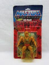 MOTU,Vintage,HE-MAN,Masters of the Universe,MOC,carded,Sealed,figure,NIP
