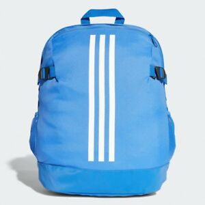 new concept f9145 2b6f2 Image is loading Backpack-adidas-BP-Power-IV-M-CG0494-Blue