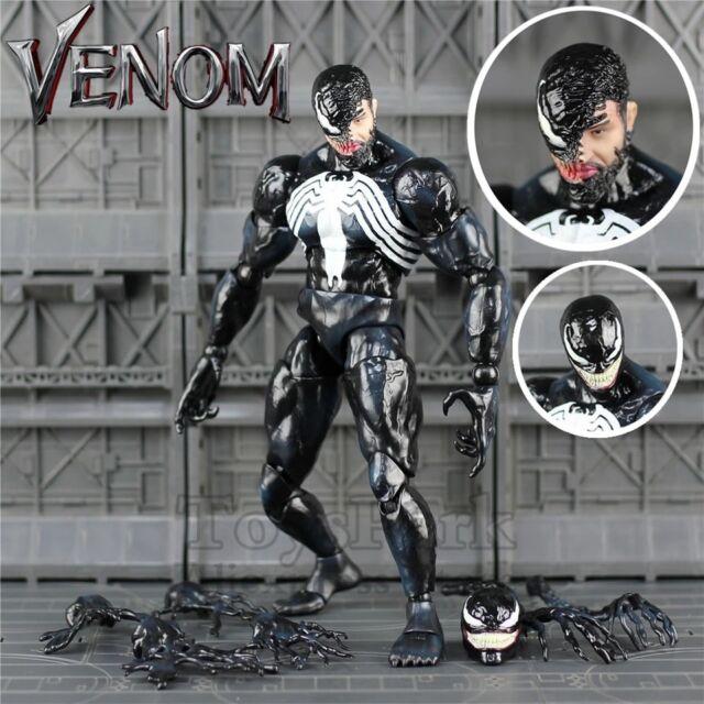 6/'/' HOT Movie Spider Man Venom Carnage LIZARD PVC Action Figure Hot Toys Gift