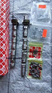 AUDI-VW-SKODA-2-5-TDI-V6-Arbol-De-Levas-Kit-Set-Para-AFB-AKE-AKN-AYM-BFC-Motor-29924
