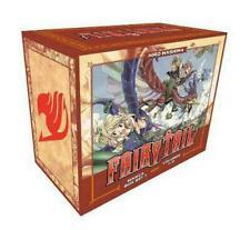 Fairy Tail Manga Box Set 1 by Hiro Mashima Paperback Book Free Postage #9895