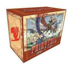 Fairy-Tail-Manga-Box-Set-1-by-Hiro-Mashima-Paperback-Book-Free-Postage-9895