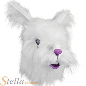 Deluxe-Adult-Unisex-Over-Head-Rabbit-Easter-Bunny-Mask-Fancy-Dress-Animal