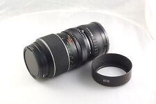 for SONY NEX e-mount adapted lens 135 mm F 2.8 bundle Minolta MC Telesar TESTED
