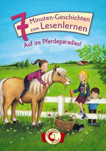 1 von 1 - Leselöwen - Das Original: 7-Minuten-Geschichten zum Lesenlernen - Auf ins Pferd…